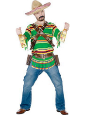 Tequila Pop Dude Costume Adult