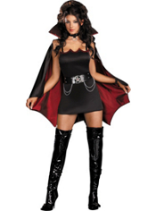 Ivanna Nibble Vampire Costume Adult