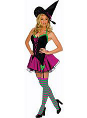 Playboy Sparkle Witch Costume Adult