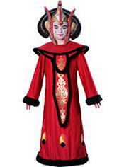 Star Wars Queen Amidala Costume Girls Deluxe