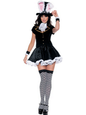 Totally Mad Mad Hatter Costume Adult