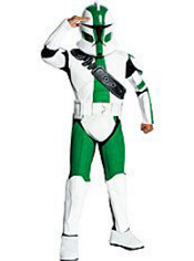 Star Wars Commander Gree Costume Boys Deluxe