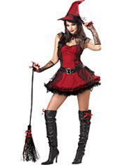 Mischievous Witch Costume Adult