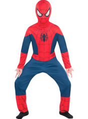 Classic Spider-Man Costume Boys