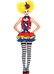 Dotty the Clown Costume Adult