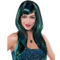 Peacock Wig Adult
