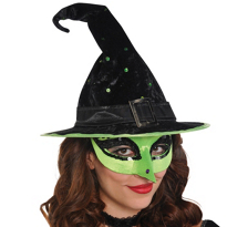 Witch Masquerade Mask Adult