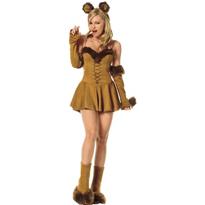 Cuddly Lion Costume Adult