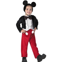 Mickey Mouse Costume Boys