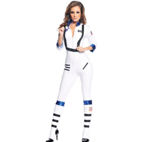Blast Off Sexy Astronaut Costume Adult