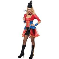 Adult Sexy Circus Ringmaster Costume